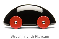 Streamliner-Playsam